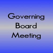 Governing Board Meeting Image