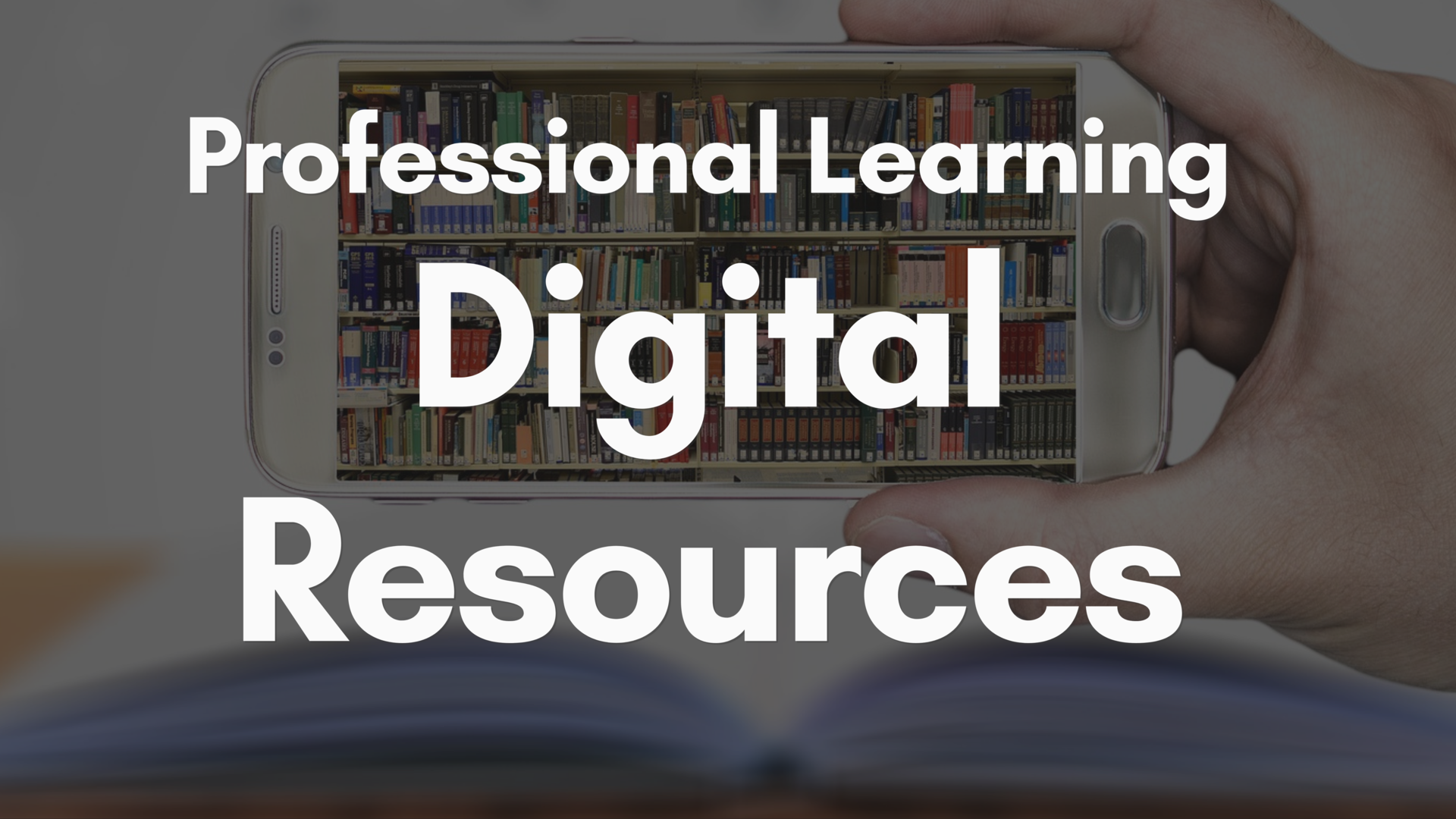 Professional Learning Resources Link