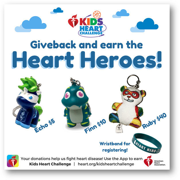 Kids Heart Challenge at Lansberry! Thumbnail Image