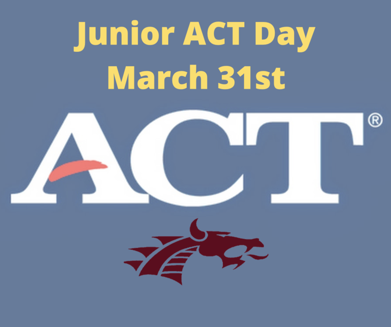 Junior ACT Day March 31st Featured Photo