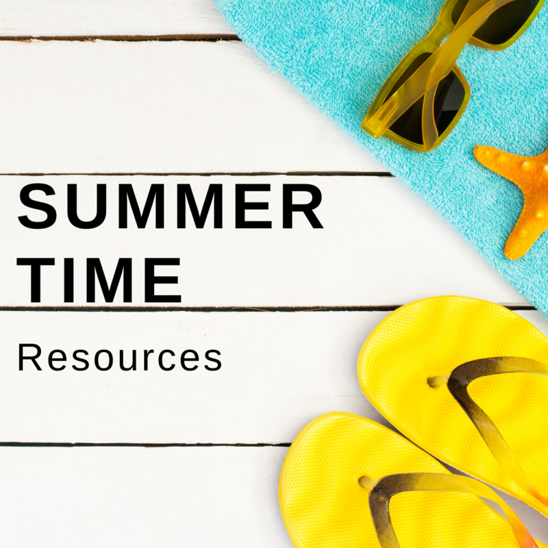 Happy Summer from the Counselor! Featured Photo