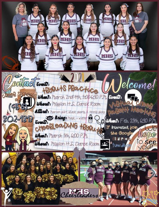 8th Graders - Dance Team Auditions - Parent Meeting March 10 Featured Photo