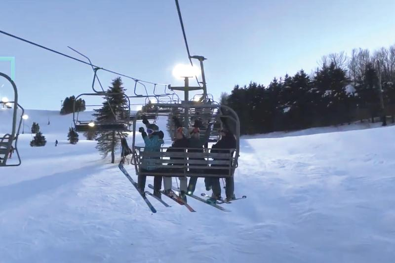 screenshot of the Seven Springs commercial