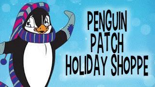 Penguin Patch Shop Logo