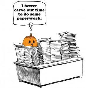 Paperwork image