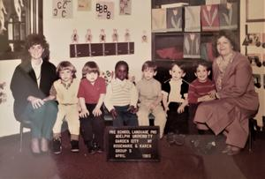 1985 - First 36 students class 2 with Jonathan as child.jpg