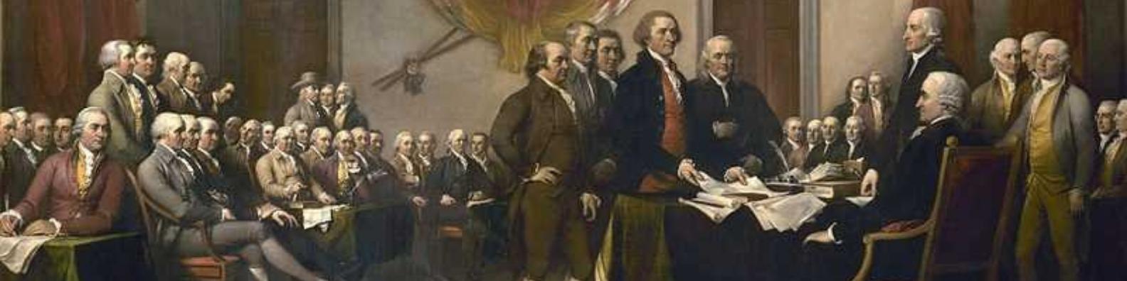 Dec of Independence