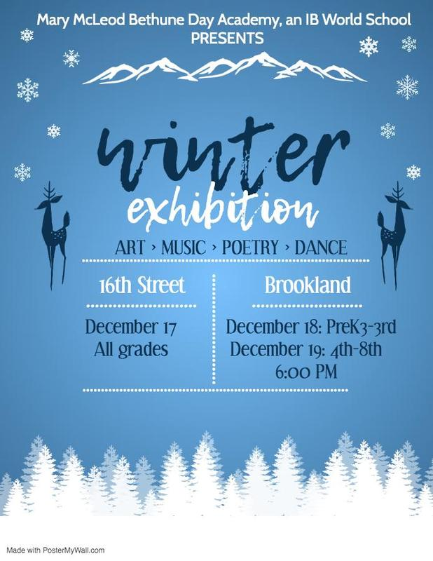 Winter Exhibition Featured Photo
