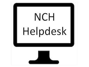 Click to enter a Helpdesk ticket