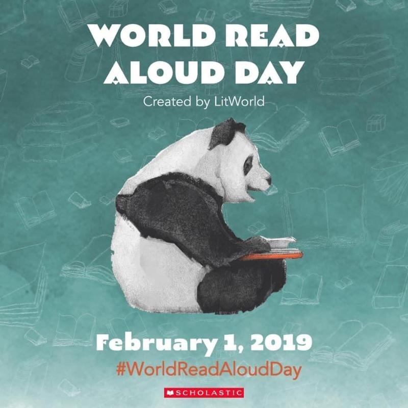 World Read Aloud Day Featured Photo