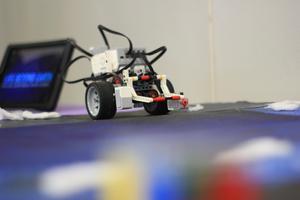 A Lego Mindstorm