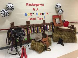 The Cheatham County School District will sponsor Kindergarten Registration Week April 8-12.