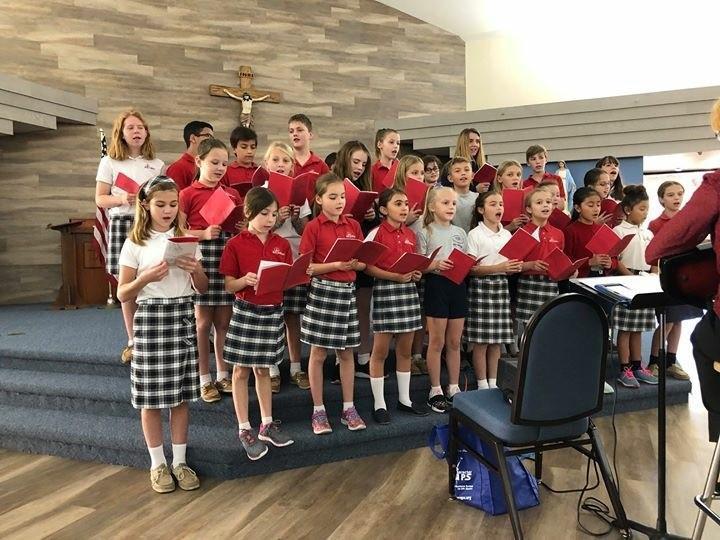 All Saints Choir Begins Thumbnail Image
