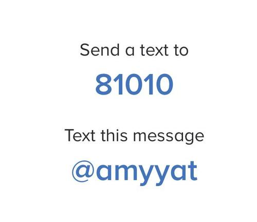 Join my Remind class!