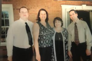 Jo Howard's Family