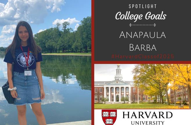 MCHS senior Anapaula Barba headed to Harvard University