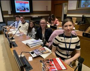 visit to united nations