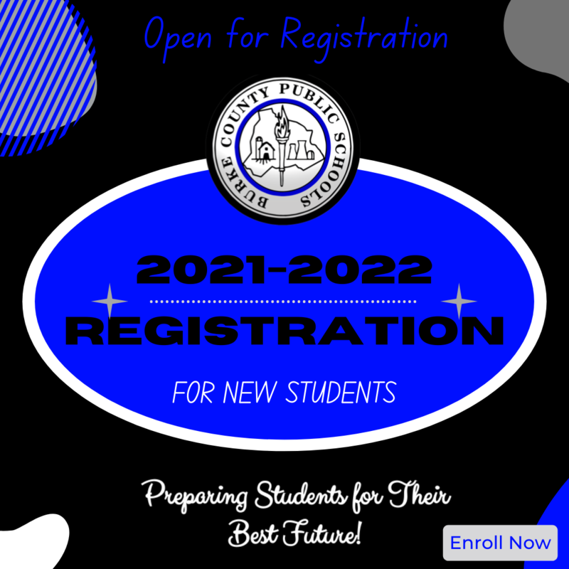 2021-2022 New Student Registration is Now Open