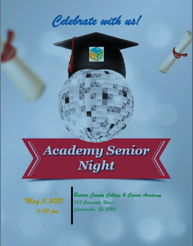 Academy Senior Night 2021