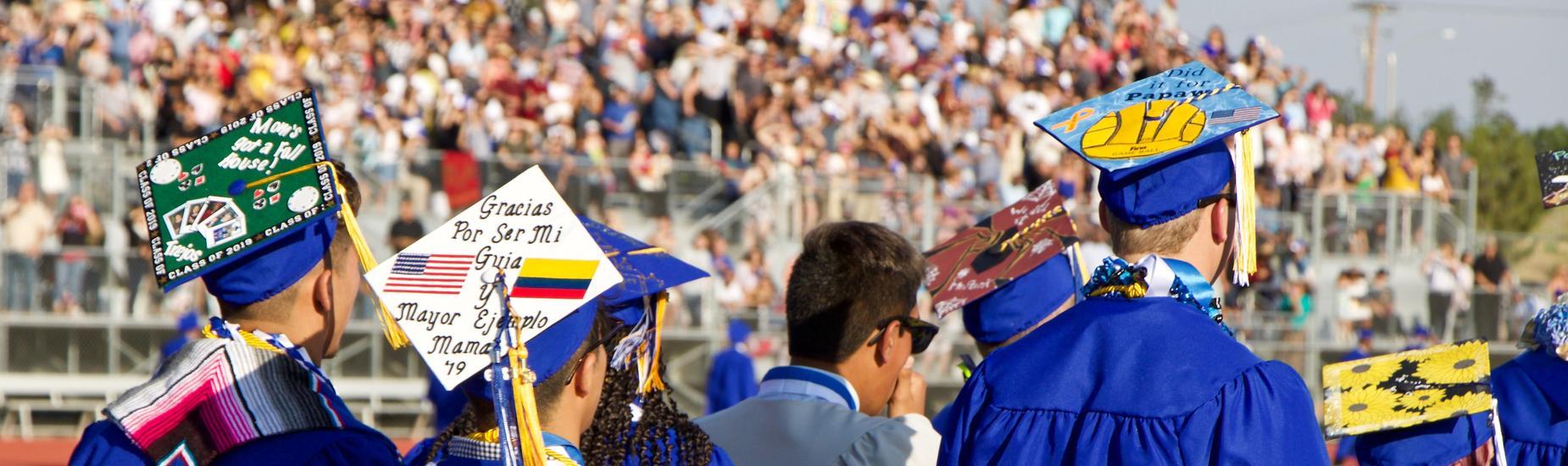 Congratulations Beaumont High School Class of 2019!