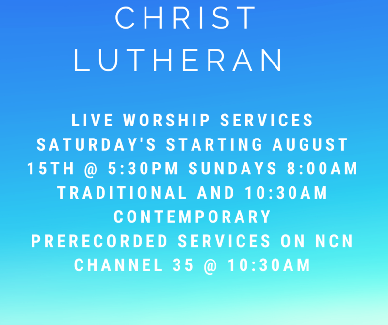 Worship Services Featured Photo
