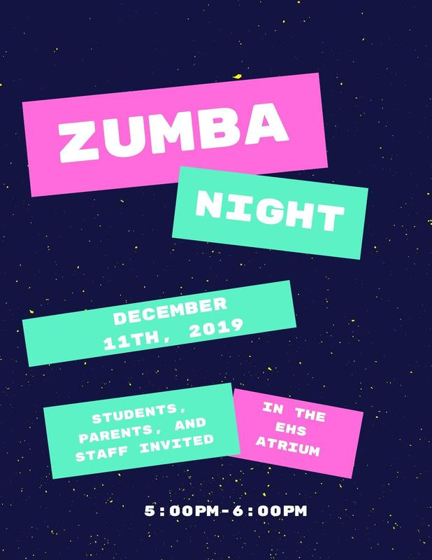 Zumba Night Featured Photo