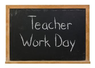 Teacher Workday (No School for Students) this Tuesday, January 21st! Thumbnail Image