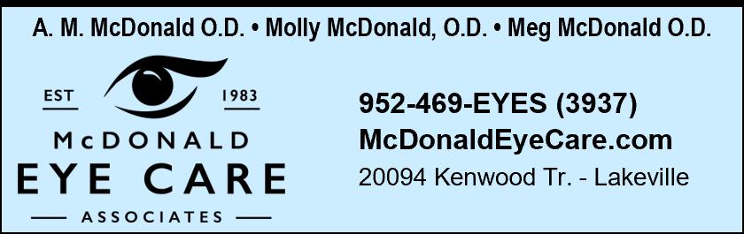 McDonald Eye Care