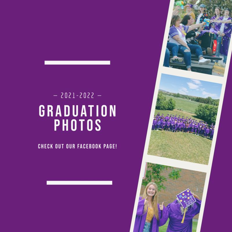 Graduation Photo Announcement