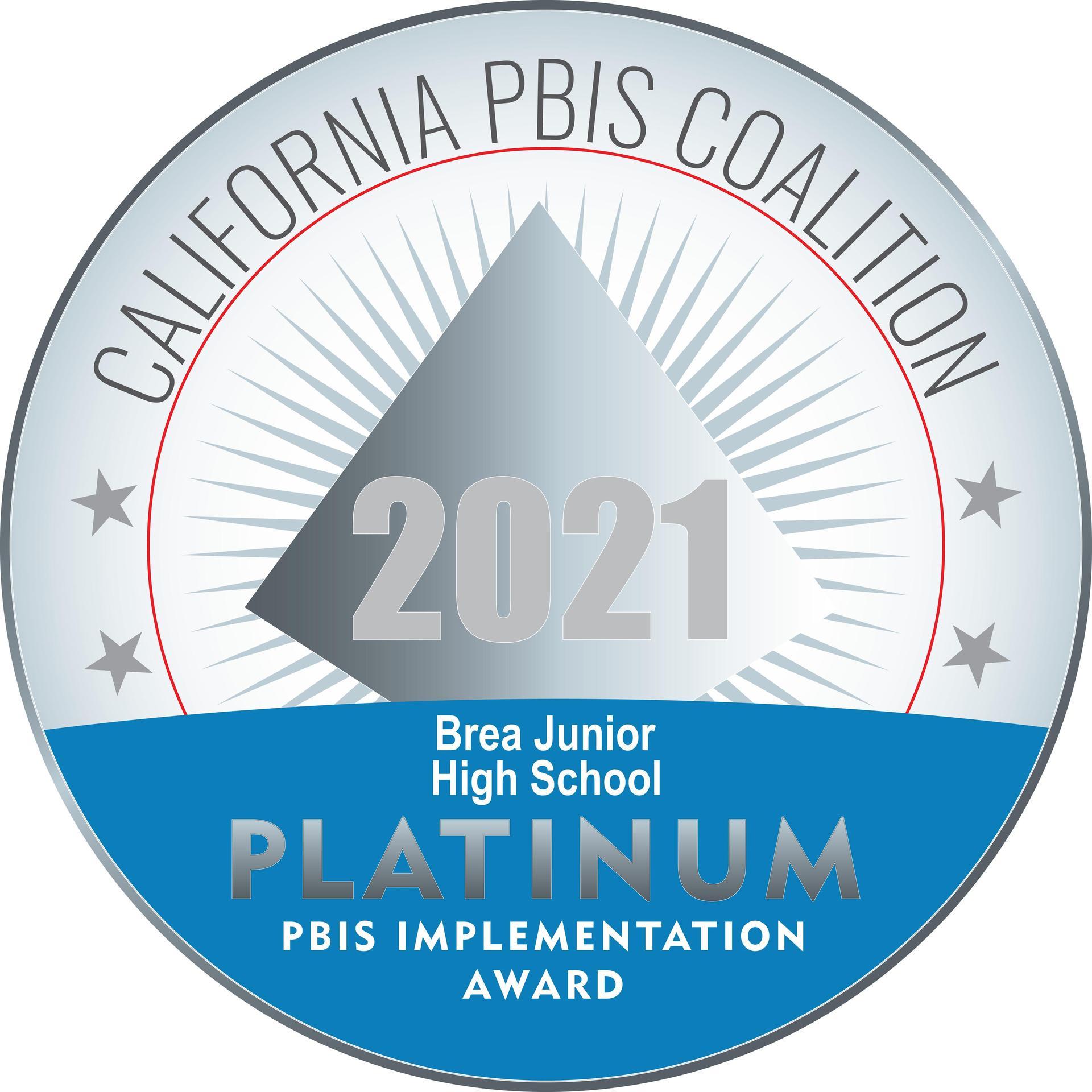 PBIS Recognition