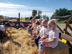 Kindergarten at Green Bluff 2018