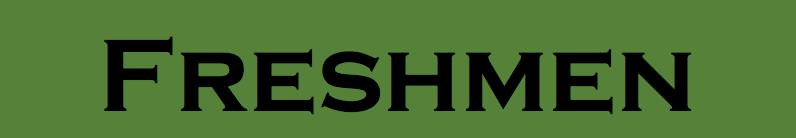 Freshmen Logo