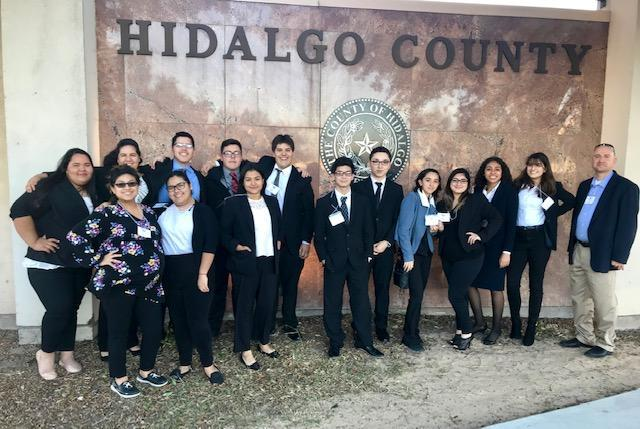 Rembrandt Secondary Mock Trial Team does and outstanding job at regionals! Featured Photo