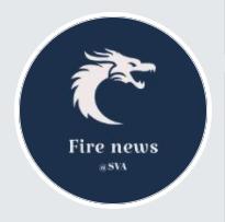 SVA FireNews Logo