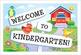 Incoming Kindergartners Featured Photo