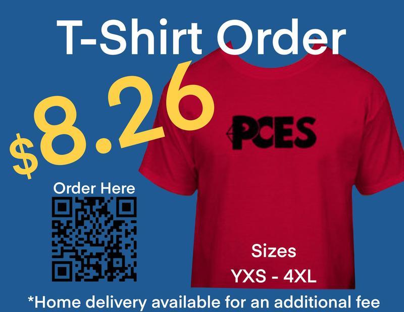 shirt order