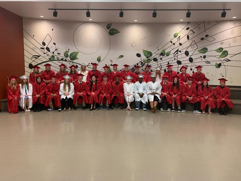 Graduates of 2019