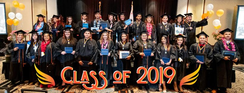 Canoga Park Class of 2019