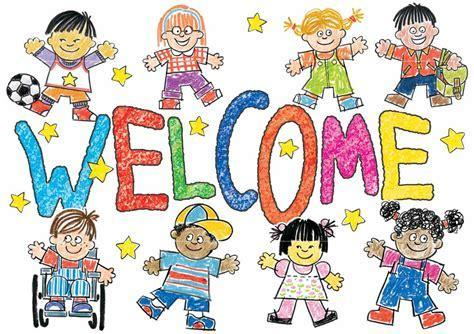 Welcome Students Sign