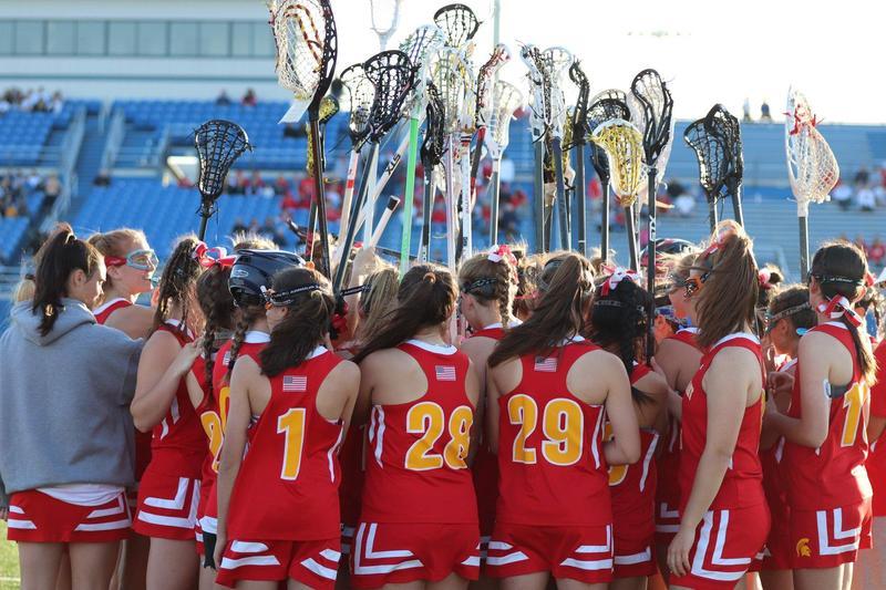 Varsity Lacrosse Ranks Nationally and Regionally by U.S. Lacrosse Featured Photo