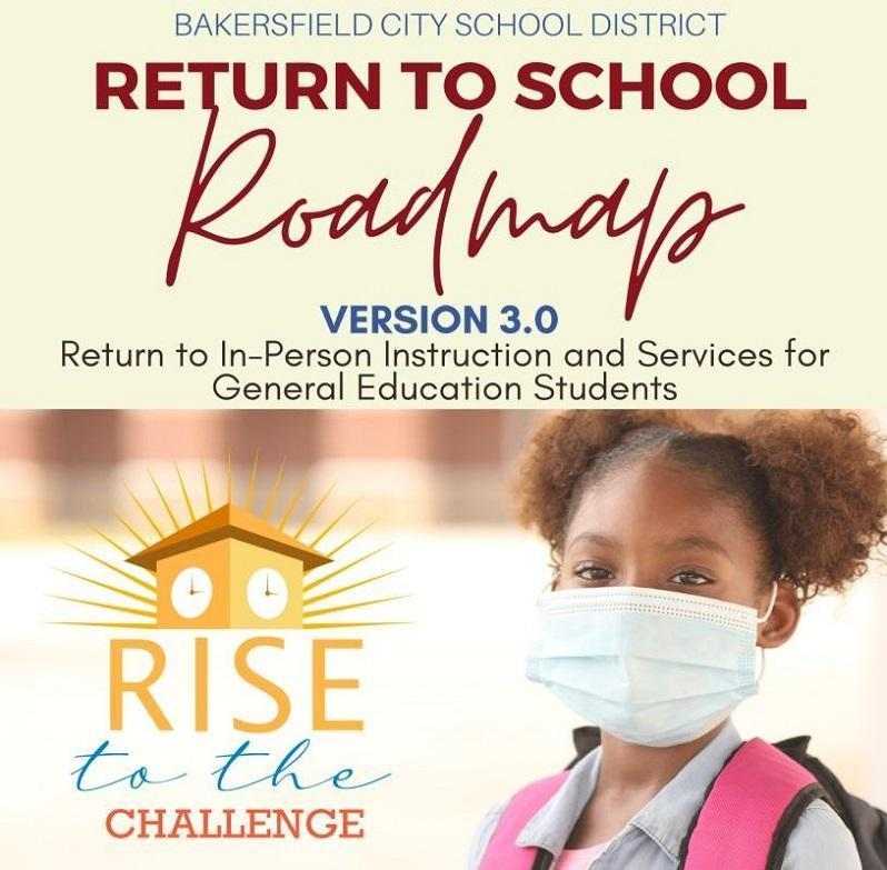 Return To School Roadmap 3.0: Site Addendums