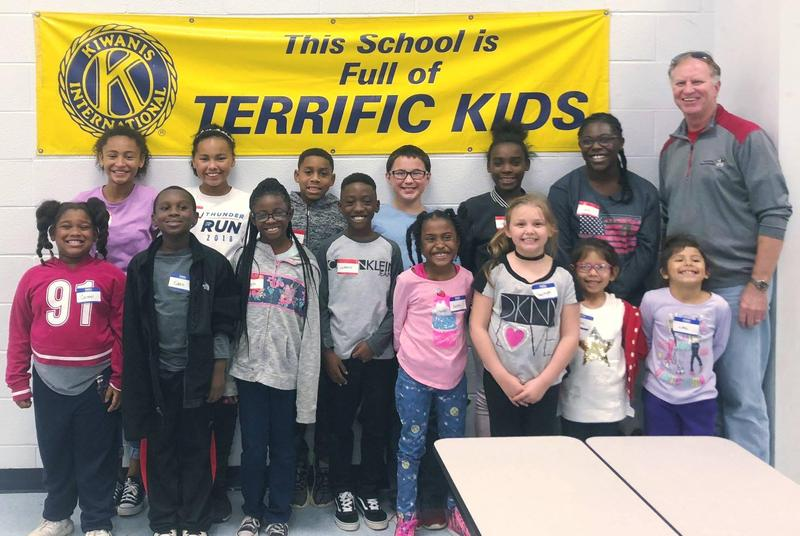 Terrific Kids for October! Featured Photo