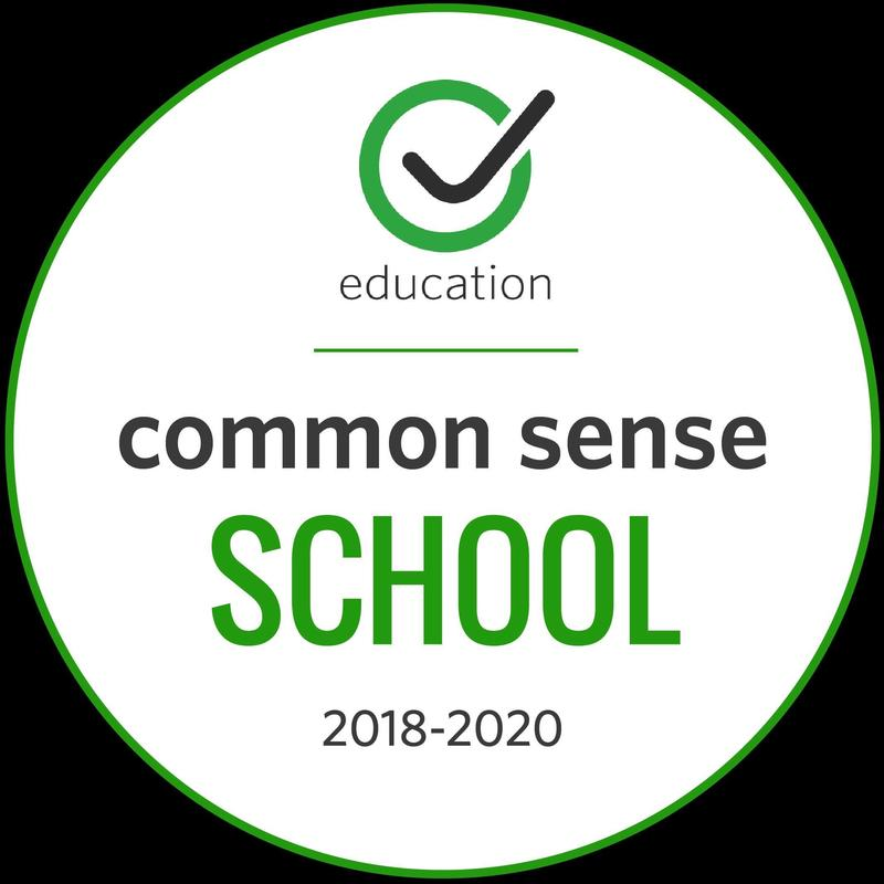 We are a Common Sense School! Featured Photo
