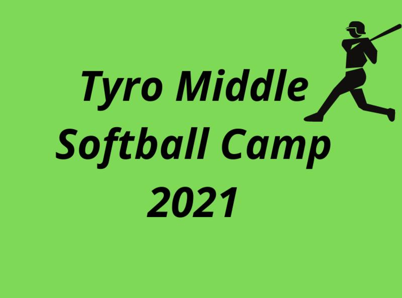 TMS Softball Camp