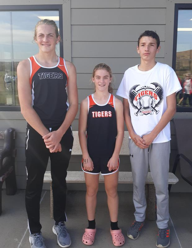 State Bound Cross Country Athletes