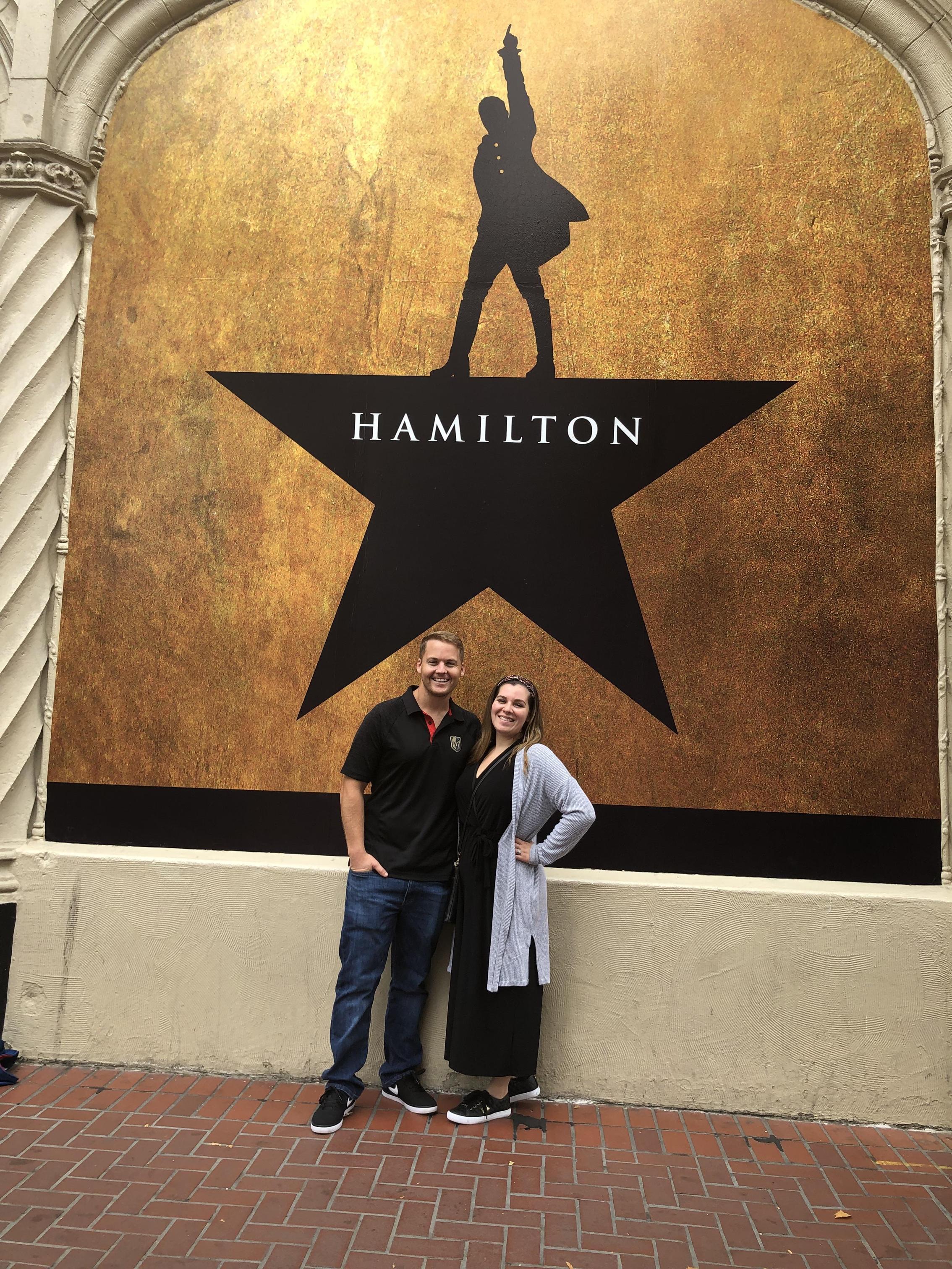 Hamilton!