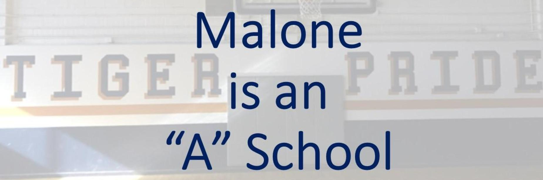 malone is an a school