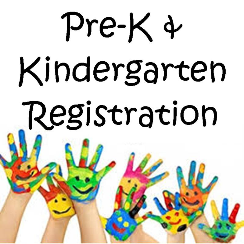 Pre-K & Kindergarten Pre-Registration Featured Photo