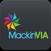 Mackinvia Icon