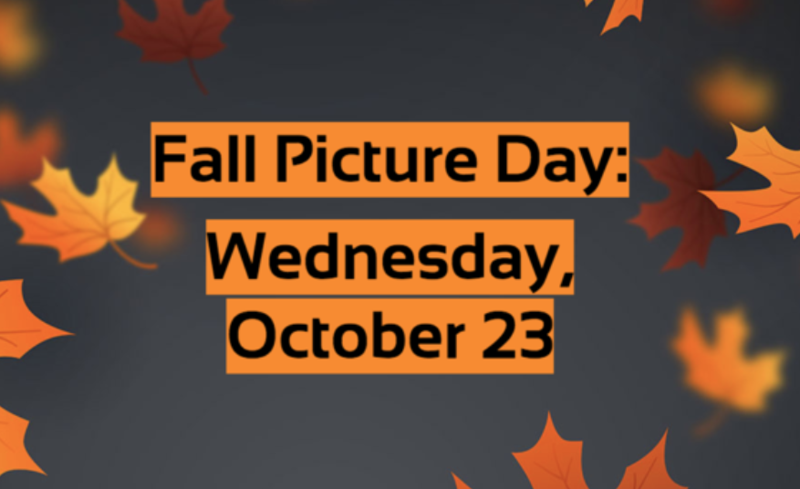 Fall Picture Day 2019